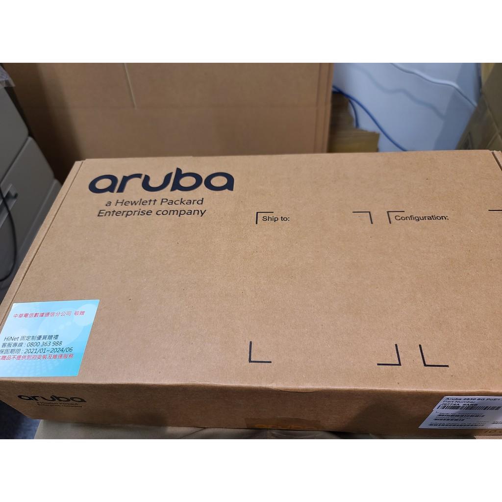 aruba J9774A 2530 8G PoE+ Switch