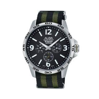 可議價 ALBA 雅柏 ACTIVE 男 三眼計時 石英腕錶(AT3595X1) 44mm 新北市