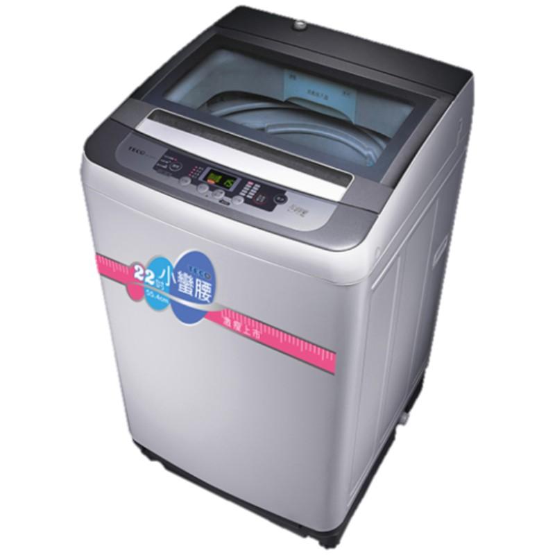【來電詢價免運】 TECO 東元 11公斤 直立式 定頻單槽洗衣機 W1138FN