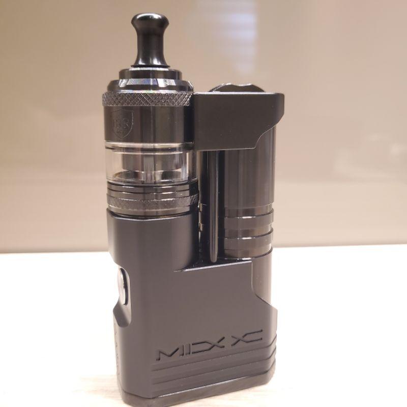 Aspire Sunbox Mixx 60w Box 18650_18350 + BSKR V2  RTA 24M 整組