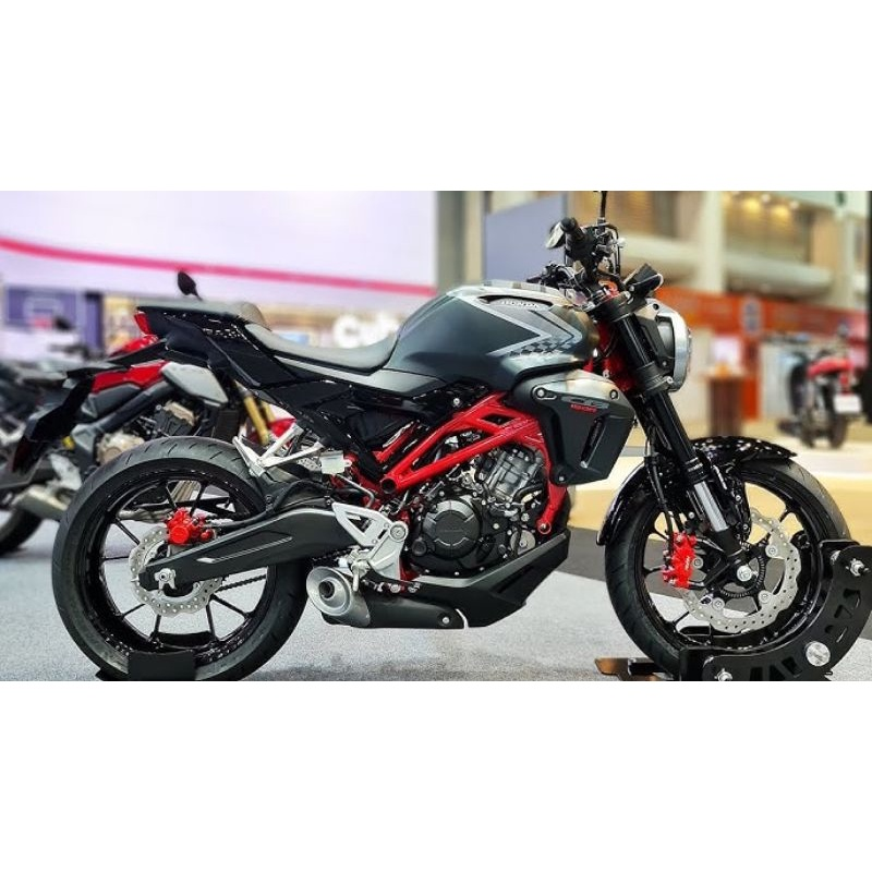 Honda CB150r 2021 ABS 全新車