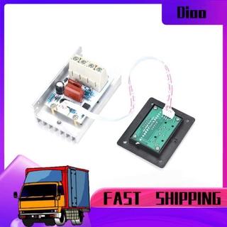 Dioo 220V 10000W SCR電動機速度控制器調壓器調光預熱