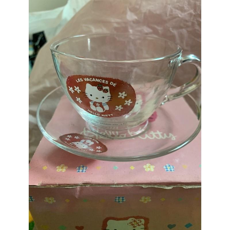 Hello Kitty下午茶杯組