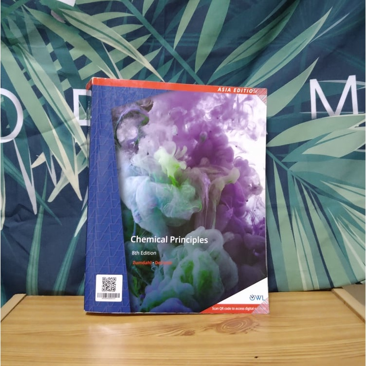 📚Ding📚 Chemical Principles 8/e(Asia edition)