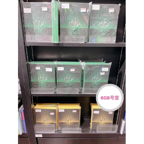 🏡602号室🏡《預購》Devil: ONEUS Vol.1 成員各別簽名專輯 TOWER RECORDS代購 日本代購