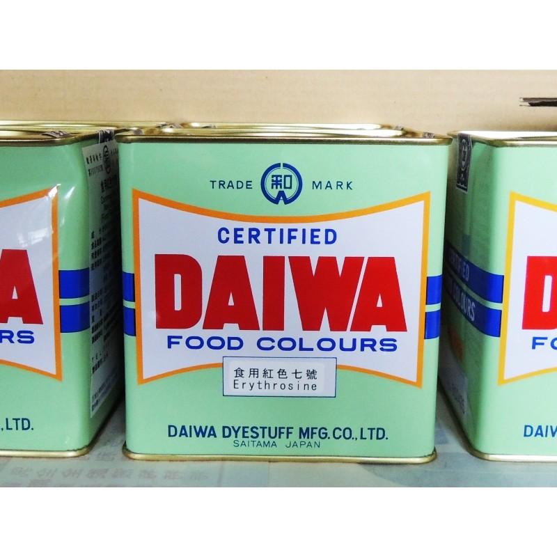 TIEN-I 天一食品原料 食用色素紅色七號 粉紅色 DAIWA牌 粉狀 日本進口 食品級 500g/罐 需預訂