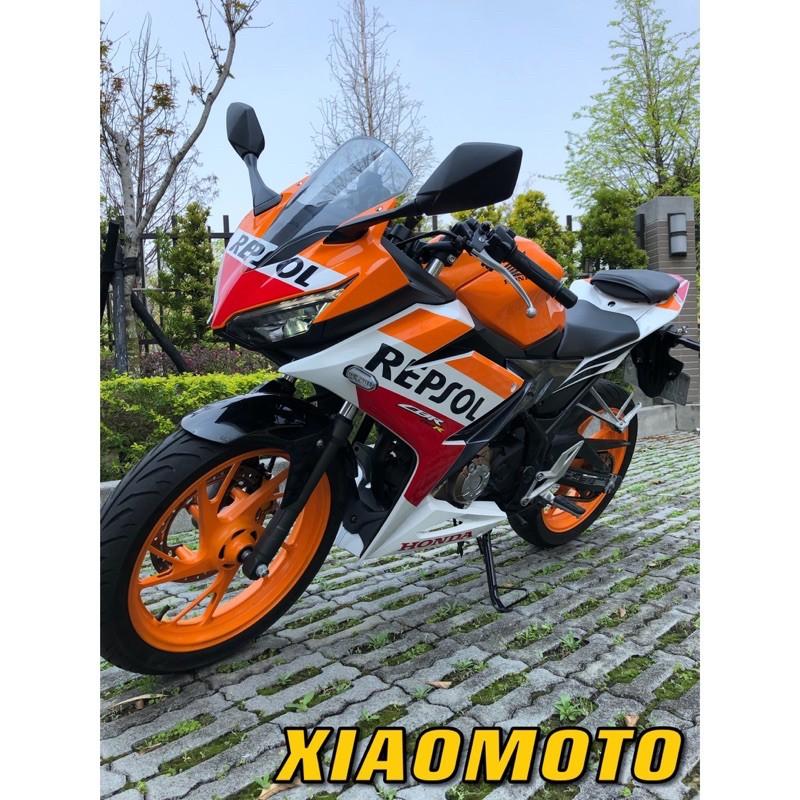 HONDA CBR150R力豹仕配色/進口檔車/二手檔車/中古機車/