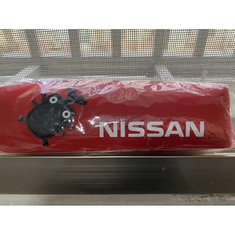 Nissan 獨角仙娃娃筆袋熊娃娃(女)