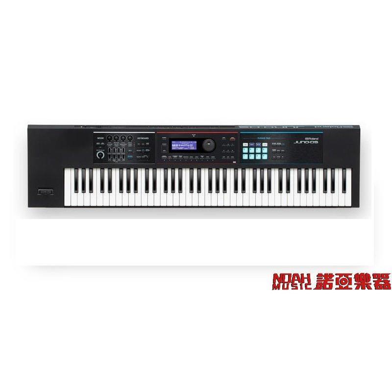 【諾亞樂器】全新 免運 Roland JUNO-DS76 76鍵 電子琴 編曲 鍵盤 伴奏 DS76