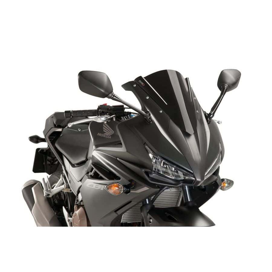 【KIRI】 PUIG HONDA CBR500R 16-18 Z-RACING SCREEN 風鏡 擋風鏡