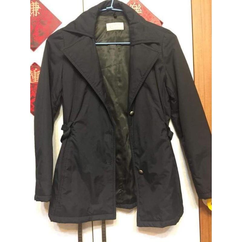 二手衣 品牌黑色百搭外套