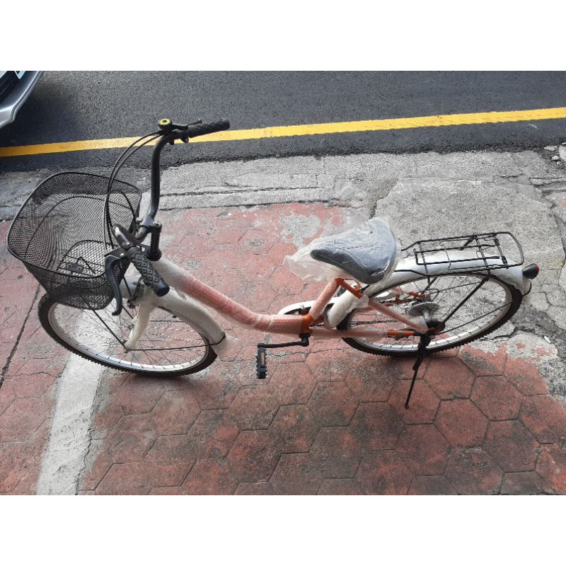 sanhow 5段變速腳踏車