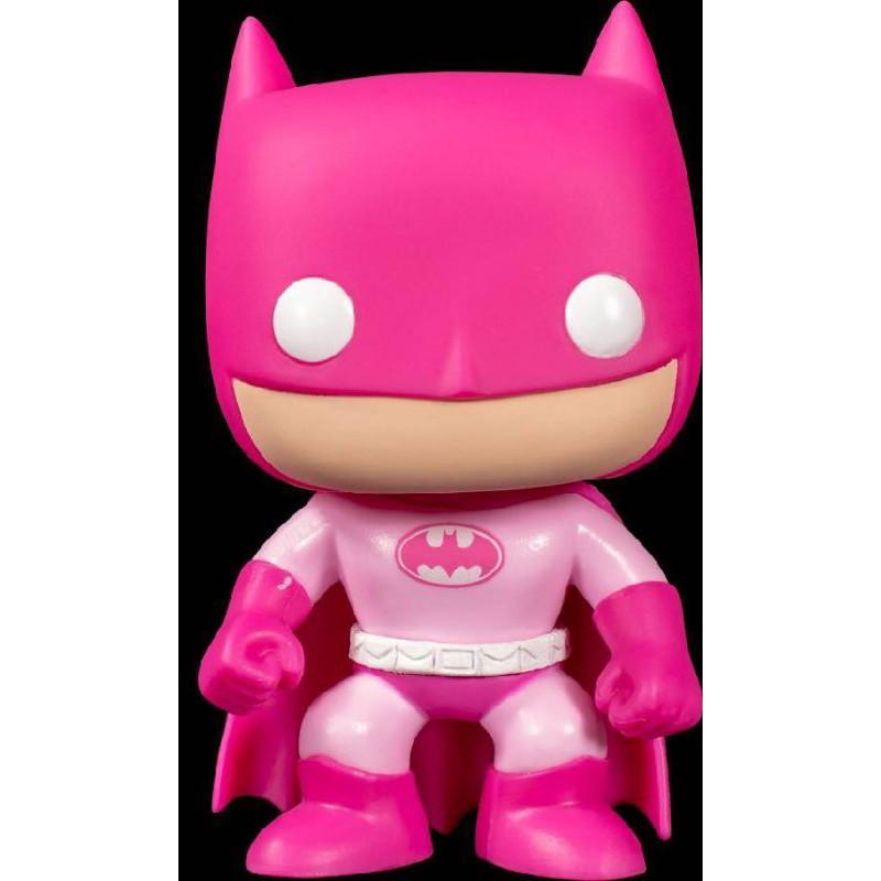 柴寶趣 FUNKO POP 351 粉紅 蝙蝠俠 BATMAN DC 英雄