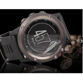 圓形手錶防爆膜 可用於 CASIO 卡西歐 G-SHOCK 黑金重機雙顯錶 GA-110GB-1ADR 手錶保護貼膜 新北市