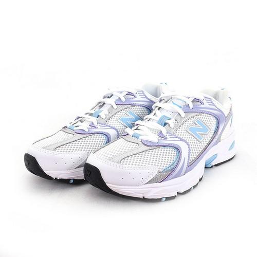 New Balance NB 530 女鞋 跑步鞋  復古 老爹鞋 白紫色MR530CG1