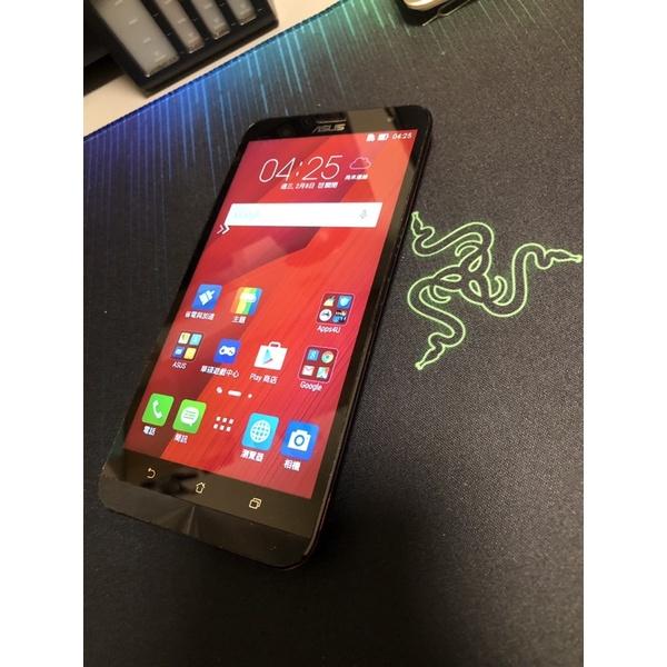 Asus Zenfone2 Laser 6'' 3/32G 二手機