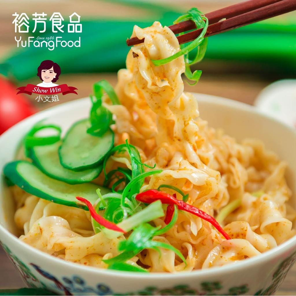 《裕芳食品》泰式帕能拌麵(3件700元)