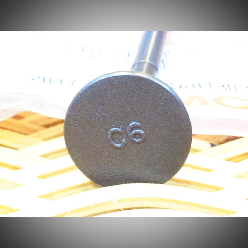 光陽 公司貨 / Vjr Many /  排氣 汽門 ( 排氣門閥 ) / 進氣 汽門 一隻410元