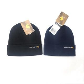 Carhartt 卡哈特 素色毛帽 針織毛帽 冷帽 情侶裝針織帽 秋冬造型帽 戶外運動休閒 保暖 男女生同款 桃園市