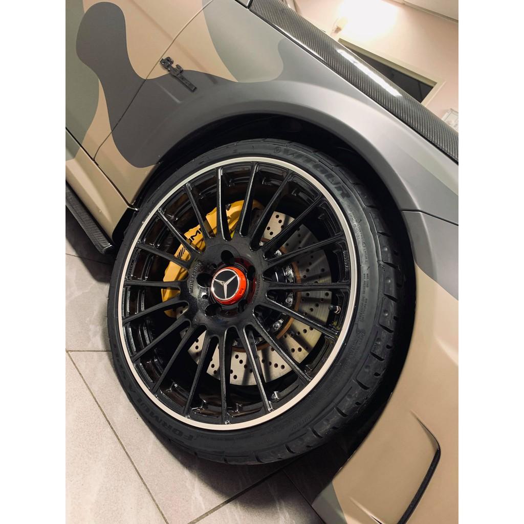 日本 TWS 鍛榮社 AMG ED1 EXIete 118F 19吋 鍛造輪框 鍛造鋁圈 含胎皮