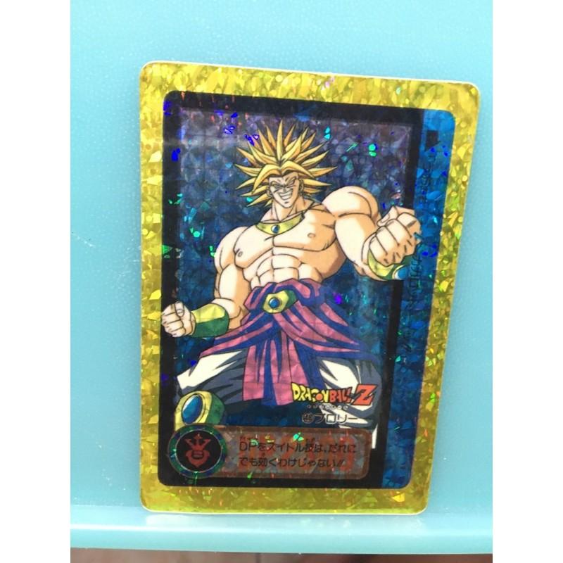 七龍珠 Dragonball 萬變卡 金卡 閃卡 鑽石卡 GT NO.48