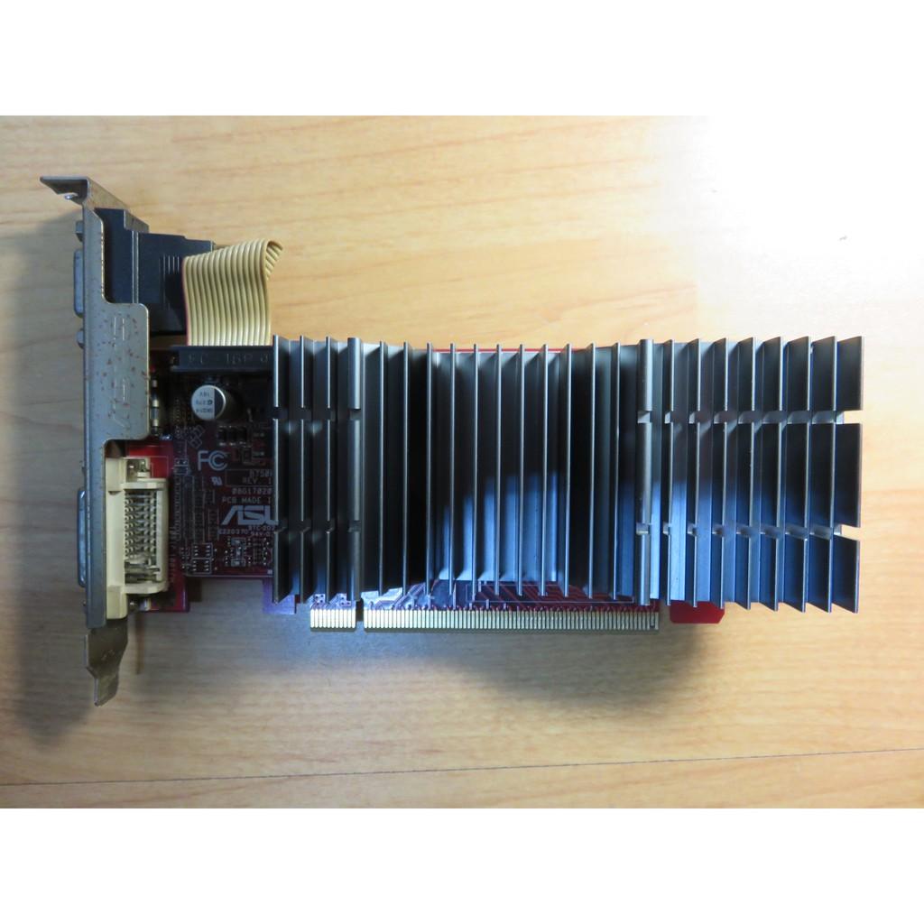 E. PCI-E顯示卡-華碩EAH4350 SILENT/DI/512MD2(LP)/64BIT 直購價140