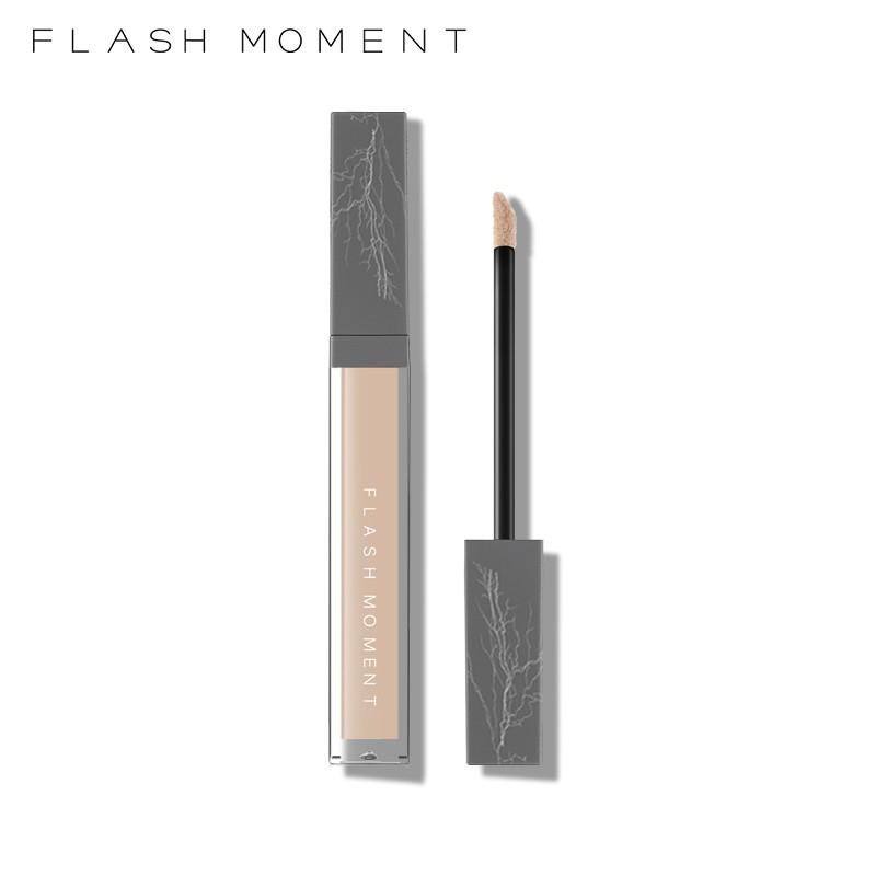 FlashMoment 8色絲滑全覆盖小方管粉底遮瑕膏 6ML