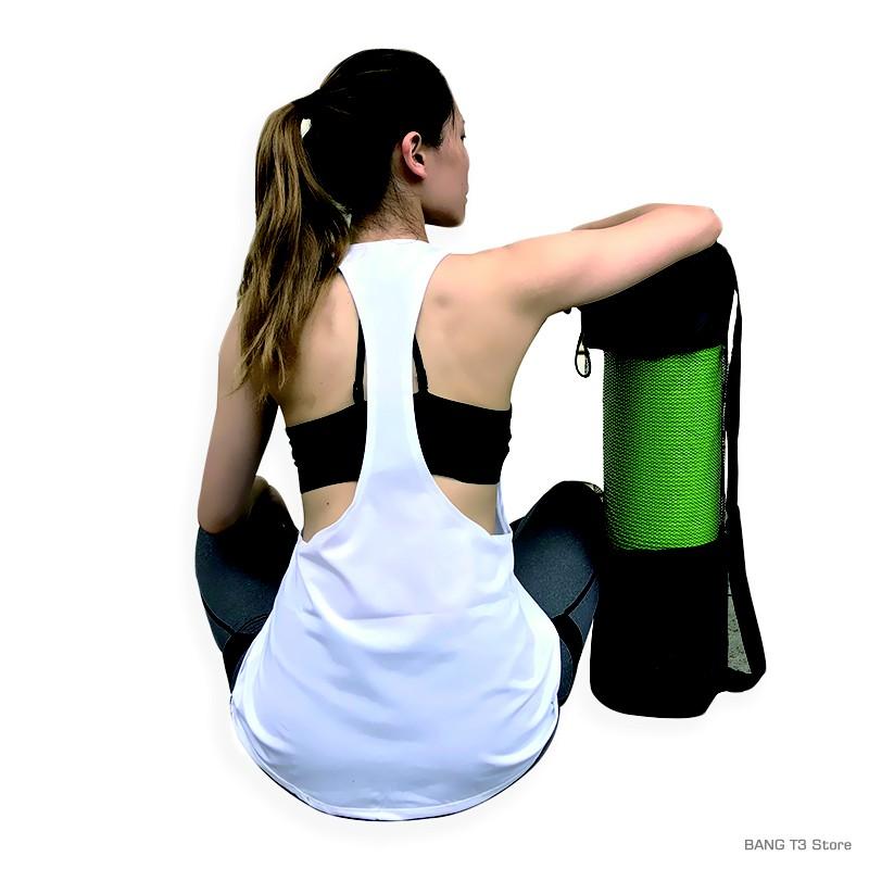 BANG 露背速乾顯瘦背心 寬鬆 罩衫 工字背心 彈力 運動背心 女生 夜跑 慢跑 瑜珈 健身 透氣【BN01】