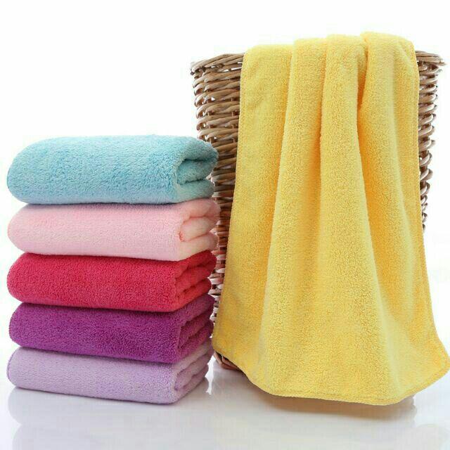 現貨 珊瑚絨毛巾 獨立包裝 親膚 吸水力超強