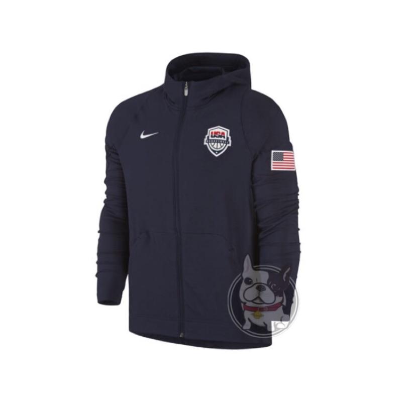 Nike Hiperelite Hoodie 運動 連帽外套 奧運 USA 夢幻隊
