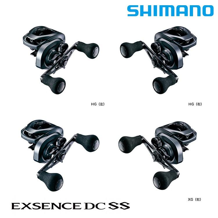 SHIMANO 20 EXSENCE DC SS [漁拓釣具] [兩軸捲線器]