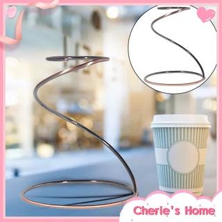 [12] 家用廚房廚房ACC的鐵咖啡過濾器架儲備杯咖啡杯架