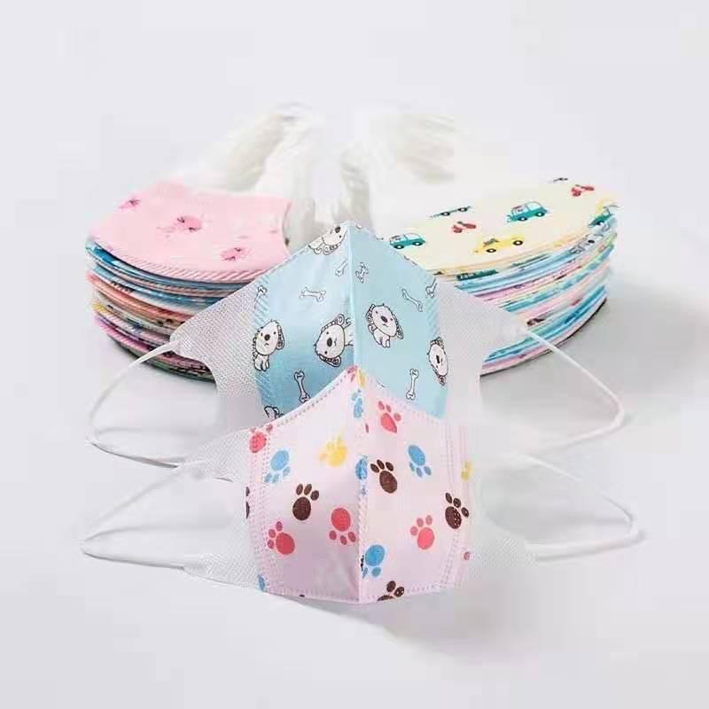 ●3D立體口罩 ●親子口罩 50入 兒童口罩 幼童口罩