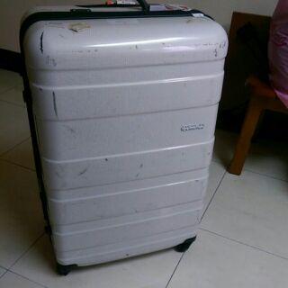 28吋美國旅行者 行李箱 白色科技感 限自取 台北市