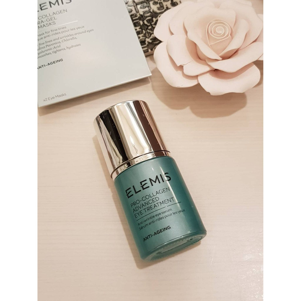 「Elemis Pro-Collagen Advanced Eye Treatment (15ml)」的圖片搜尋結果
