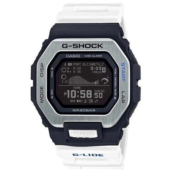 CASIO G-SHOCK 卡西歐 GBX-100-7 潮汐 手機連結 錶