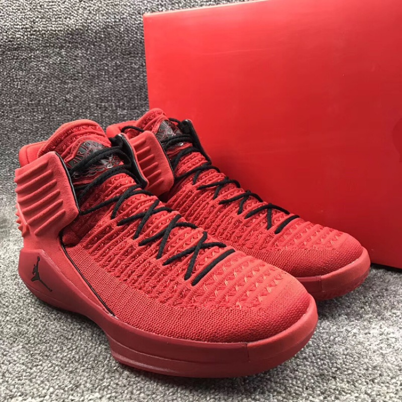 Air Jordan 32 Gym Red AJ32 紅配色