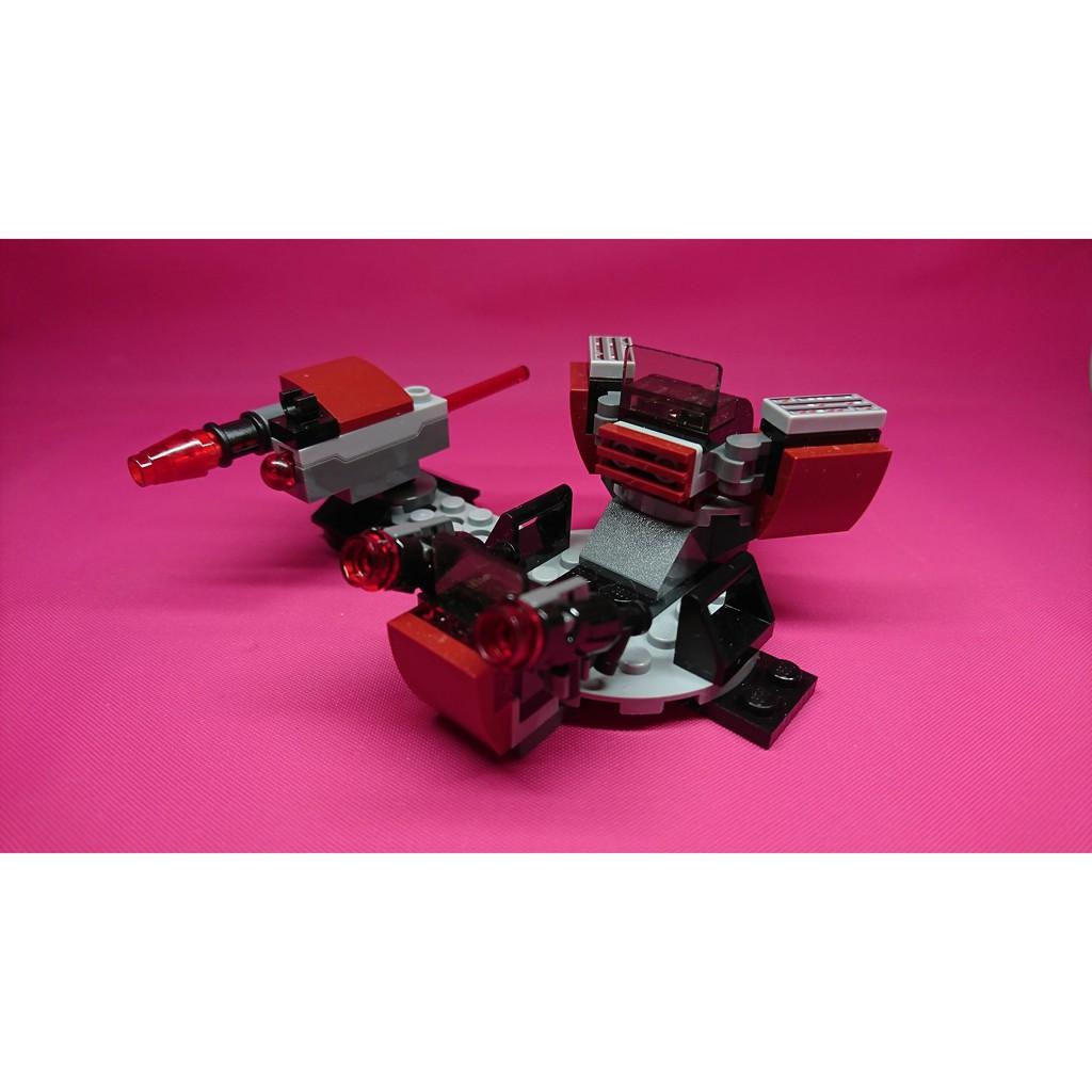 LEGO樂高(75134拆賣)-砲塔