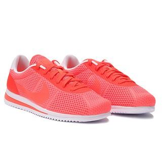 CodEX= NIKE CORTEZ ULTRA BR 3M反光網孔阿甘慢跑鞋(螢光橘)833128-800.復古.男女
