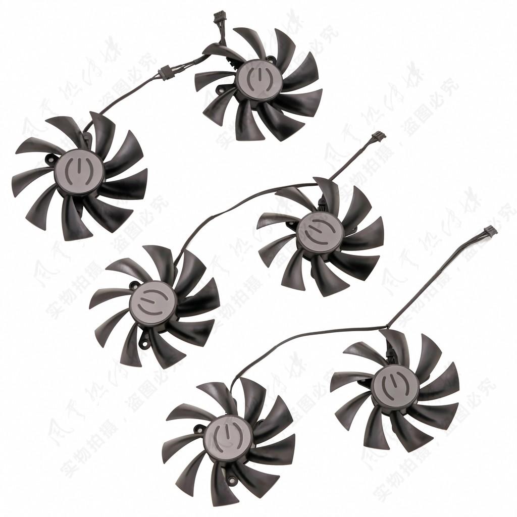 散熱風扇#EVGA GTX760/770/780/780Ti/970 ACX顯卡散熱風扇 CLASSIFIED風扇