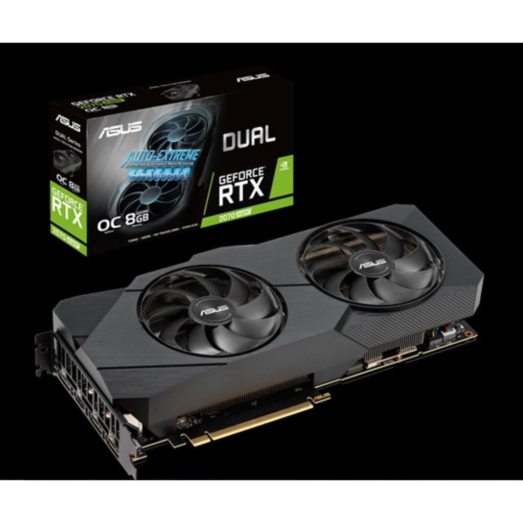 現貨 ASUS NVIDIA® GeForce® RTX 2070 SUPER