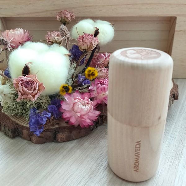 【Aromaveda 艾蘿蔓】精油小木罐