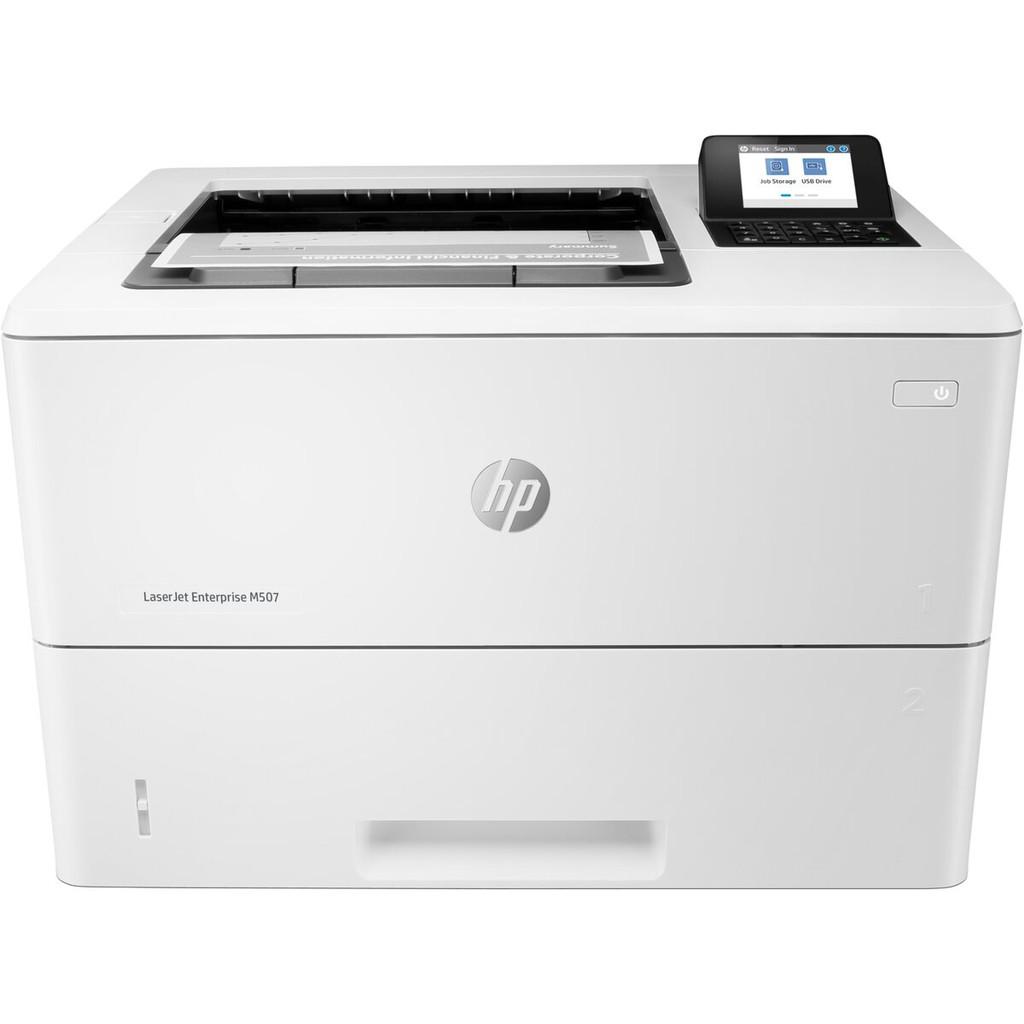 HP LaserJet Enterprise M507dn 黑白雷射印表機 (1PV87A)【含稅免運】