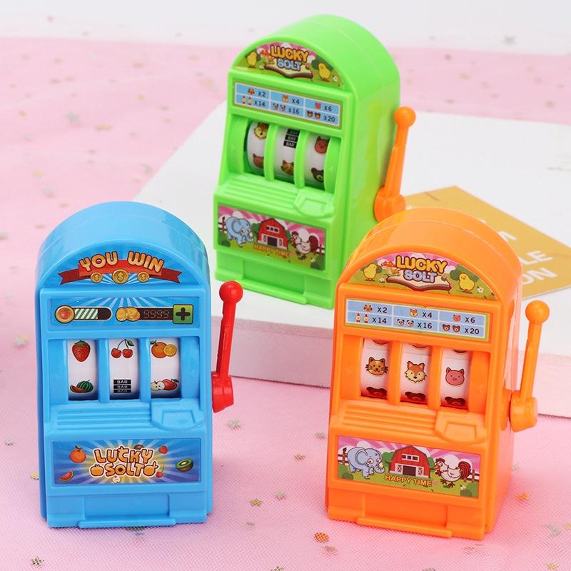 搖獎機迷你中獎游戲機 親子互動小學生益智桌游熱銷兒童益智玩具