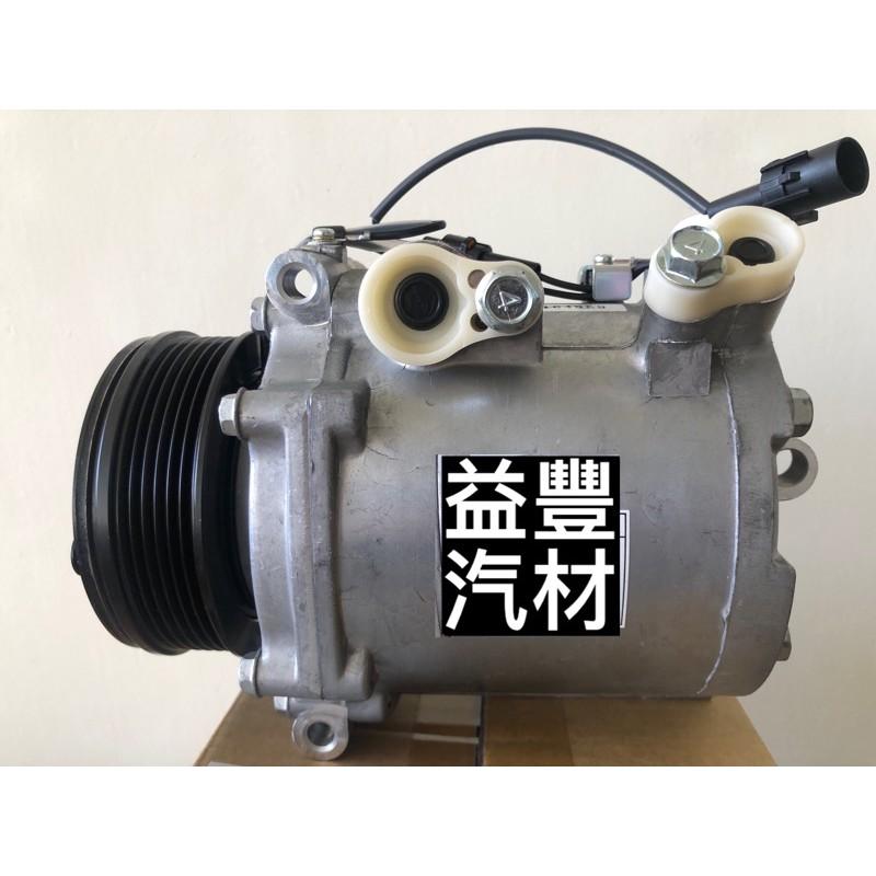三菱 Mitsubishi FORTIS佛提斯/OUTLANDER奧蘭德貫穿 07-11年 日本副廠新品冷氣壓縮機