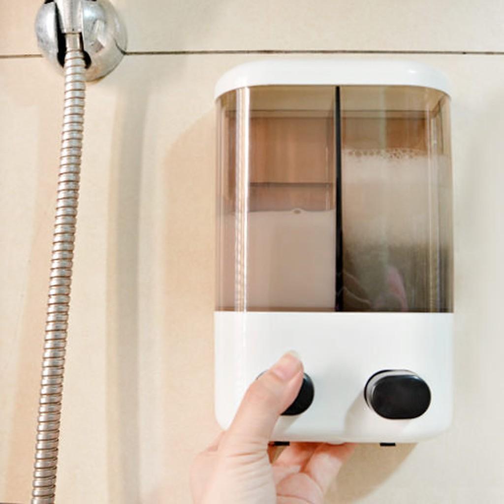 【雙手給皂機】舍樂力 按壓式 洗手乳 肥皂機 旅館 飯店 餐廳 沐浴乳 洗髮精