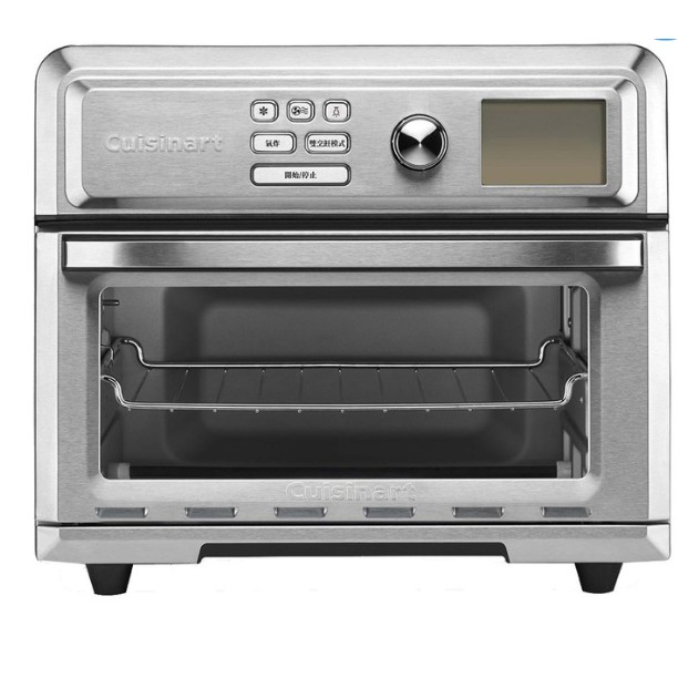 【J&P】好市多代購(免運) 美膳雅 Cuisinart 數位式氣炸烤箱 17公升 (TOA-65TW)