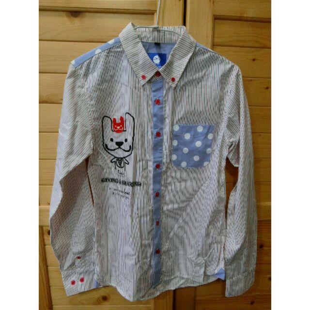 LAZY MARU 自創品牌法鬥襯衫