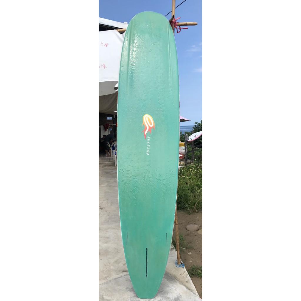9呎 衝浪板 衝浪板 中古衝浪板 esurfing