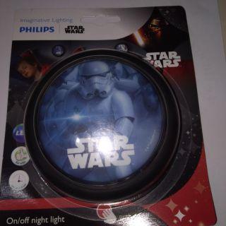 PHILIPS 飛利浦 STAR WARS Led燈(送耳塞觸控筆)全新 新竹市